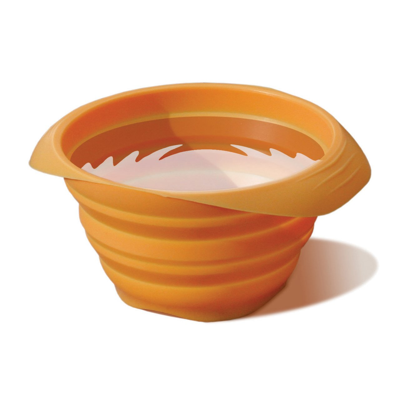 Safe Plastic Travel Dog Bowl