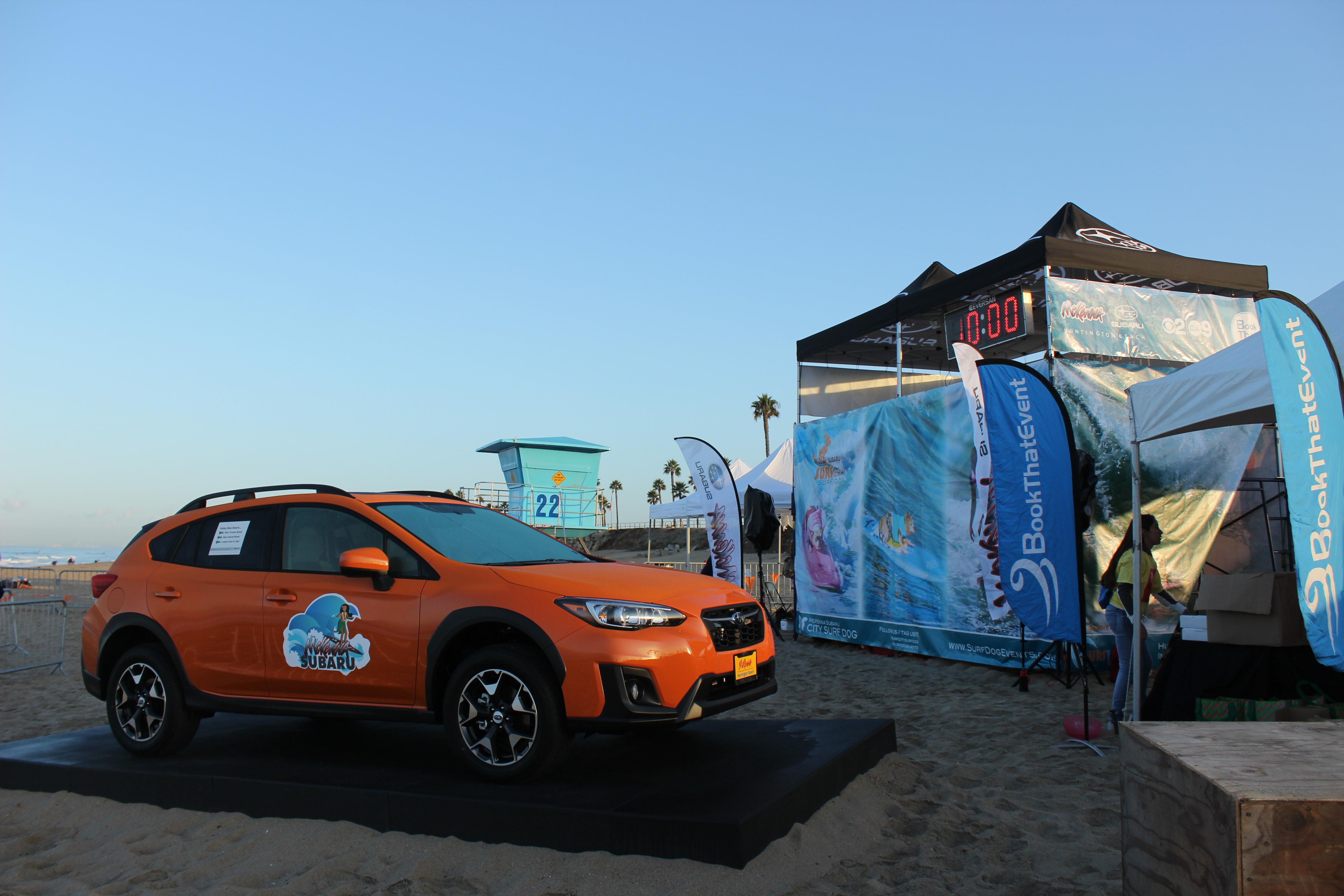 McKenna Subaru Surf City sponsored this event.
