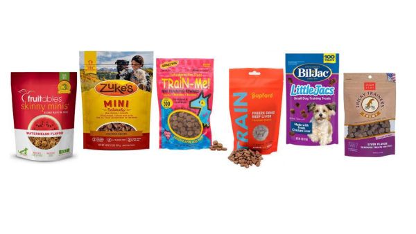 Low calorie Treats for dogs | Fitdog Blog